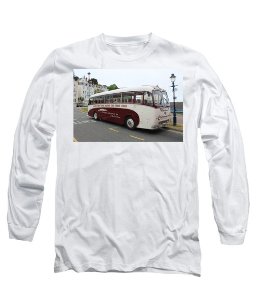 Tour Bus Long Sleeve T-Shirt
