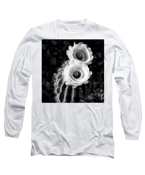 Tourch Cactus Bloom Long Sleeve T-Shirt