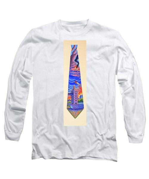 Tower Of London Long Sleeve T-Shirt