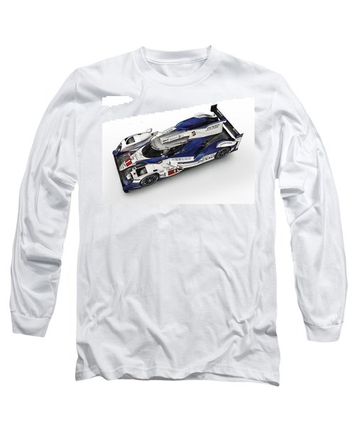 Toyota Ts030 Hybrid Long Sleeve T-Shirt