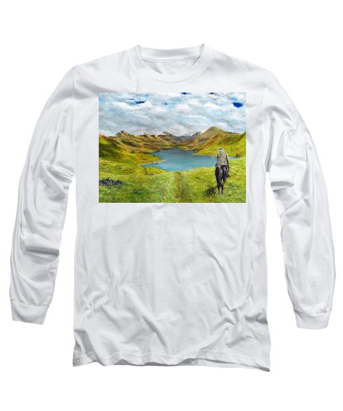 Tracking Niseag Long Sleeve T-Shirt