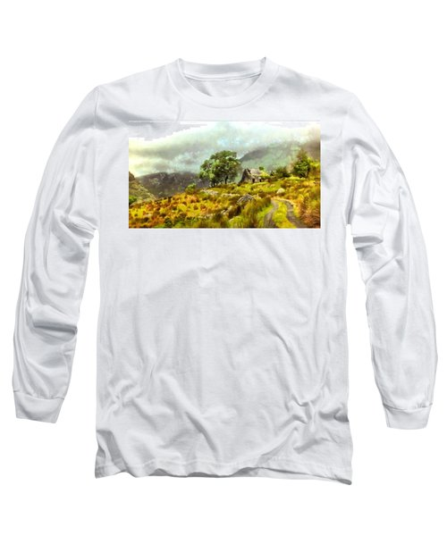 Traditional Ireland Long Sleeve T-Shirt