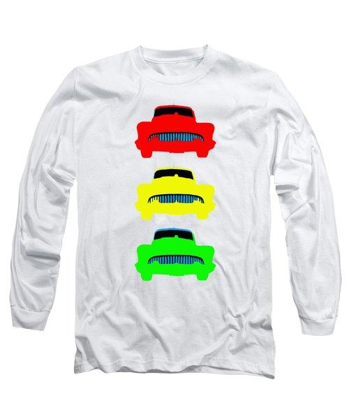 Traffic Light Cars Phone Case Long Sleeve T-Shirt