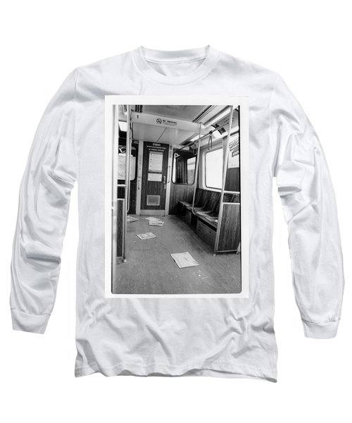 Train Car  Long Sleeve T-Shirt
