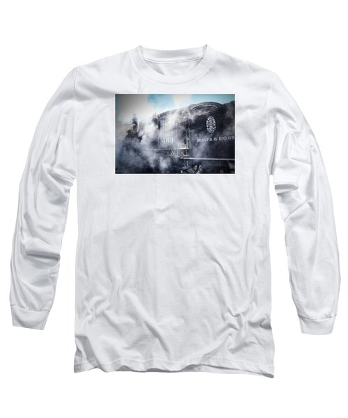 Train Engine 463 Long Sleeve T-Shirt