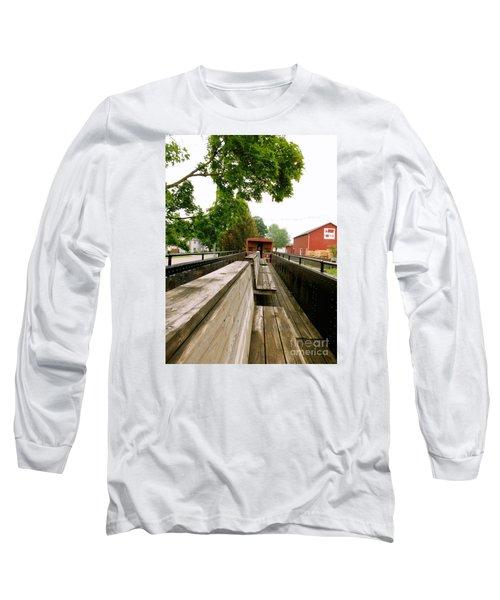 Train Ride Long Sleeve T-Shirt