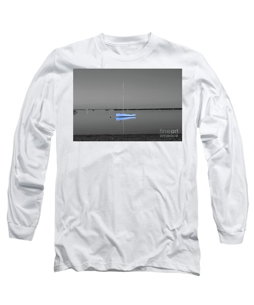 Long Sleeve T-Shirt featuring the photograph Tranquil Waters by Sebastian Mathews Szewczyk