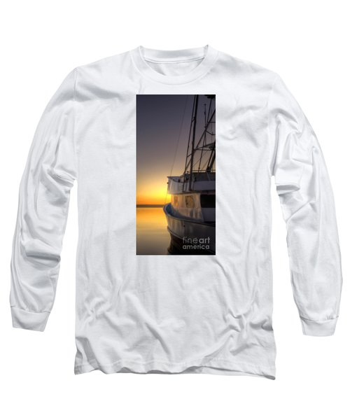 Tranquility On The Bay Long Sleeve T-Shirt