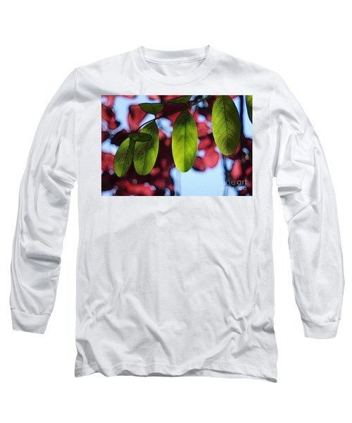Transparence 21 Long Sleeve T-Shirt