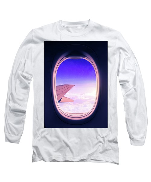 Travel The World Long Sleeve T-Shirt