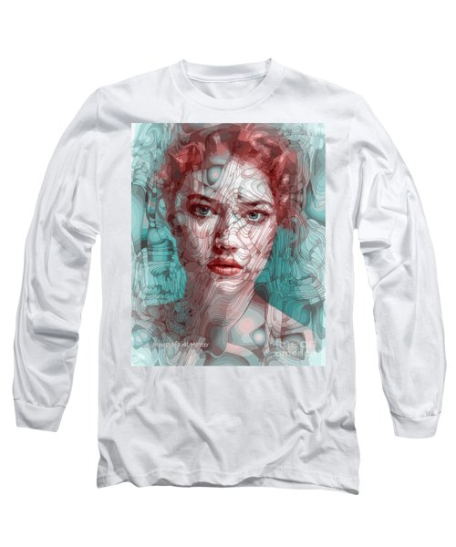 Travelling Wave Long Sleeve T-Shirt