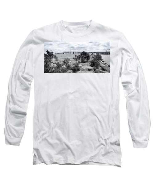 Traversing The Chesapeake Long Sleeve T-Shirt