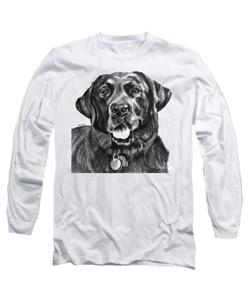 Treasured Lab Long Sleeve T-Shirt