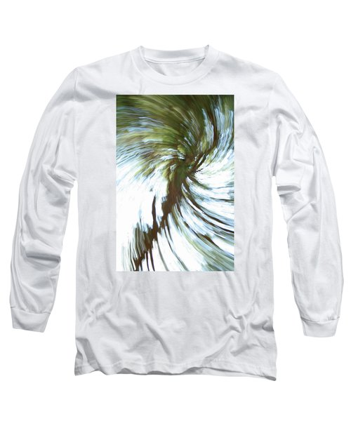 Tree Diptych 1 Long Sleeve T-Shirt