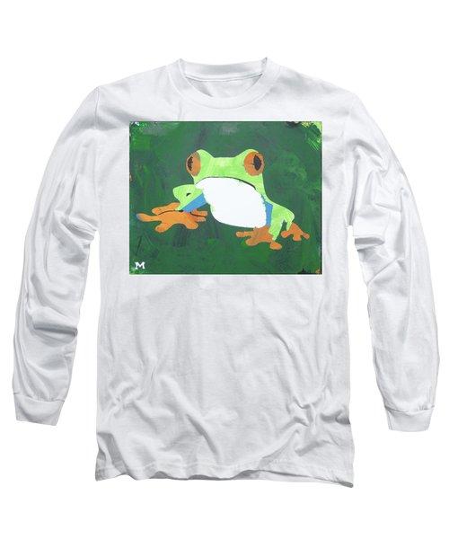 Tree Frog Long Sleeve T-Shirt