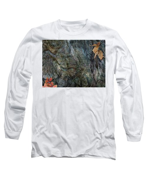 Long Sleeve T-Shirt featuring the photograph Tree Memories # 33 by Ed Hall