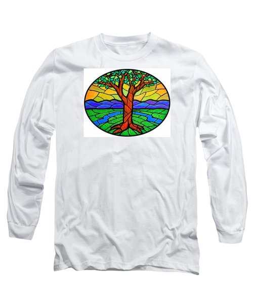 Tree Of Grace - Summer Long Sleeve T-Shirt