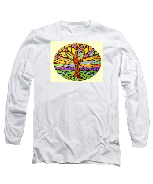 Tree Of Grace 2 Long Sleeve T-Shirt