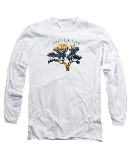 Tree Of Life 2 Long Sleeve T-Shirt
