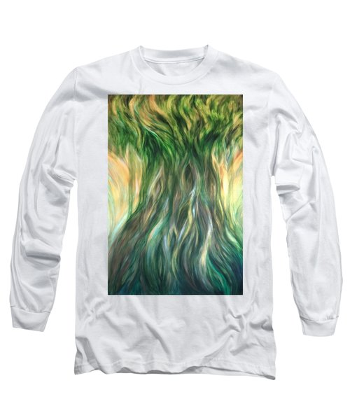 Tree Of Wisdom Long Sleeve T-Shirt