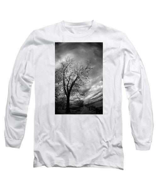 Tree 4 Long Sleeve T-Shirt