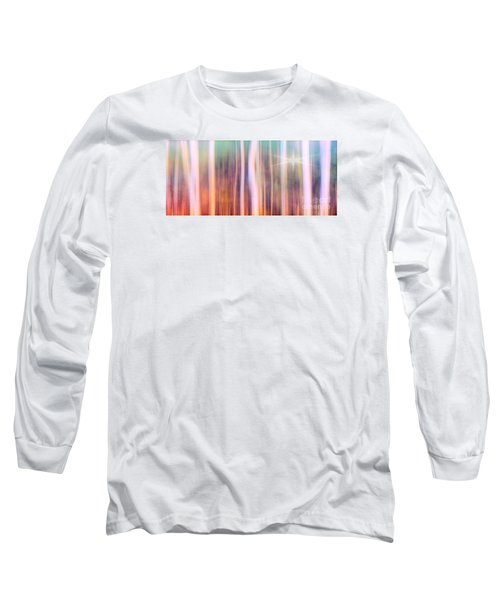 Tree Star Abstract Long Sleeve T-Shirt by Clare VanderVeen