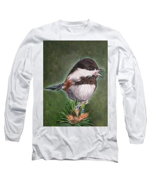Tree Topper Long Sleeve T-Shirt