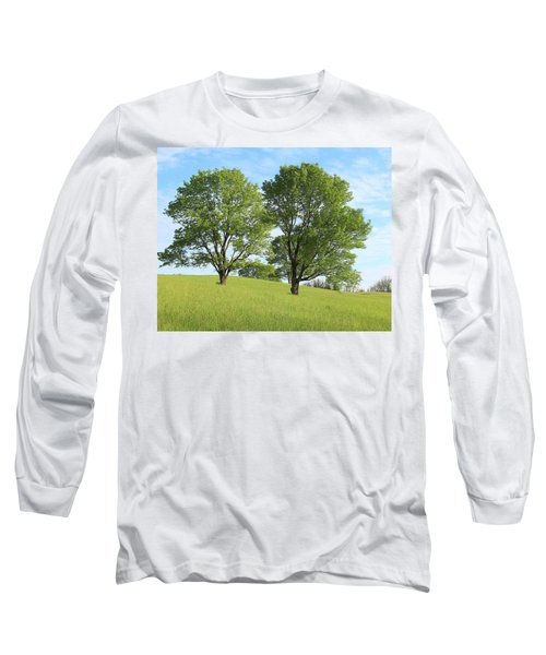 Summer Trees 4 Long Sleeve T-Shirt