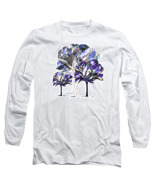Trees Of Sadness Long Sleeve T-Shirt
