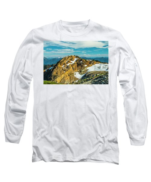 Trekking Into Camp Long Sleeve T-Shirt