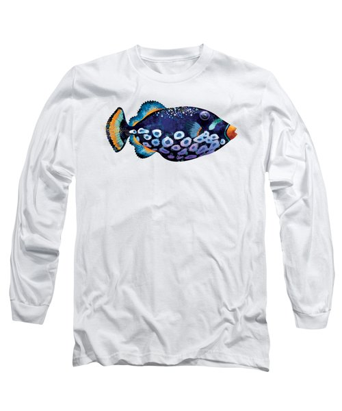 Trigger Fish Long Sleeve T-Shirt