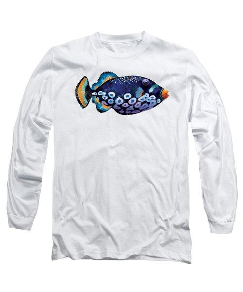Trigger Fish Long Sleeve T-Shirt