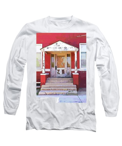 Trinity Or Trinidad Long Sleeve T-Shirt by Cynthia Powell