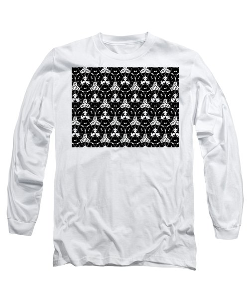 Triple Lace Long Sleeve T-Shirt
