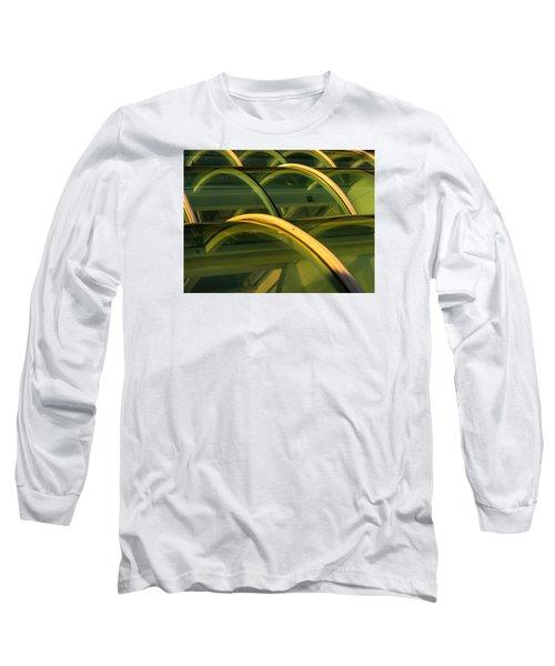 Triple Skylight Long Sleeve T-Shirt