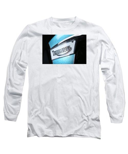 Triumph Badge Long Sleeve T-Shirt