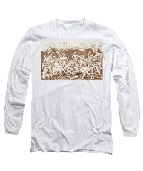 Triumph Of Pan Long Sleeve T-Shirt