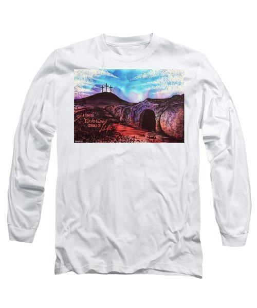 Triumphant Life Long Sleeve T-Shirt