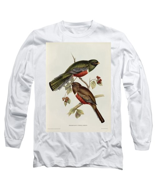 Trogon Collaris Long Sleeve T-Shirt