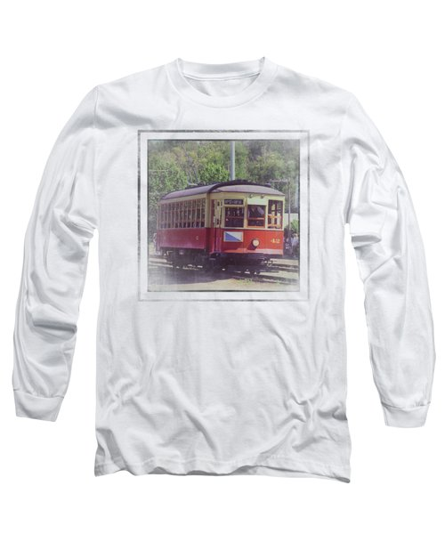 Trolley Car 42 Long Sleeve T-Shirt