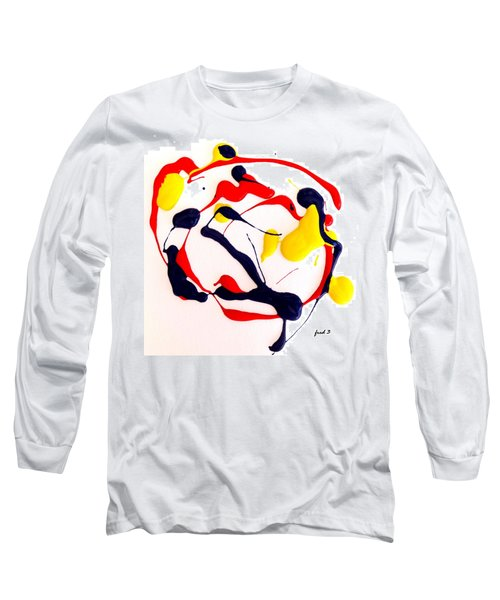 Tropical Fish Long Sleeve T-Shirt by Fred Wilson