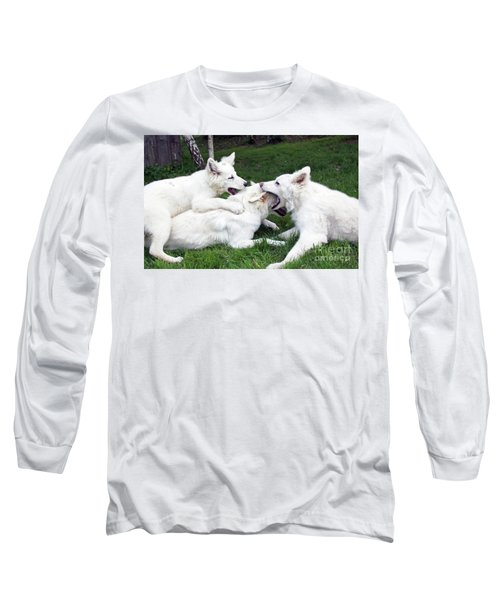 Tug Jane And Greta Long Sleeve T-Shirt