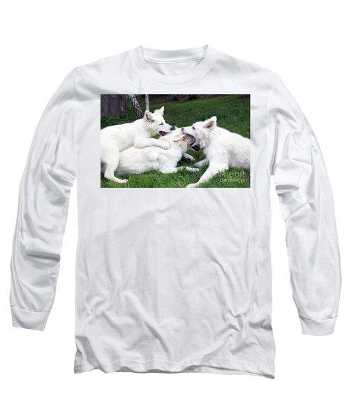 Tug Jane And Greta Long Sleeve T-Shirt