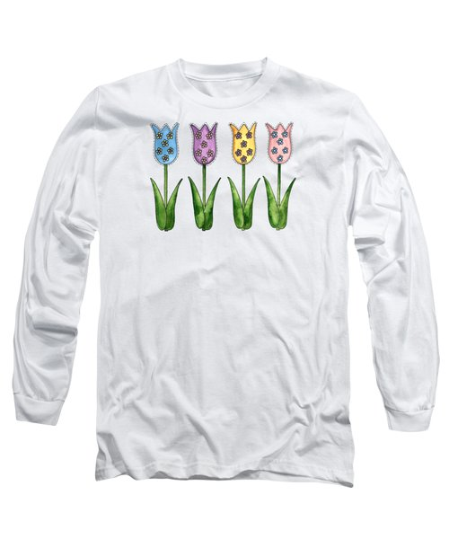 Tulip Row Long Sleeve T-Shirt