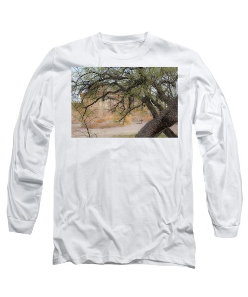 Tumacacori Mission Long Sleeve T-Shirt