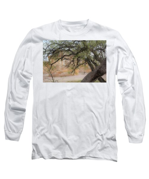Tumacacori Mission Long Sleeve T-Shirt