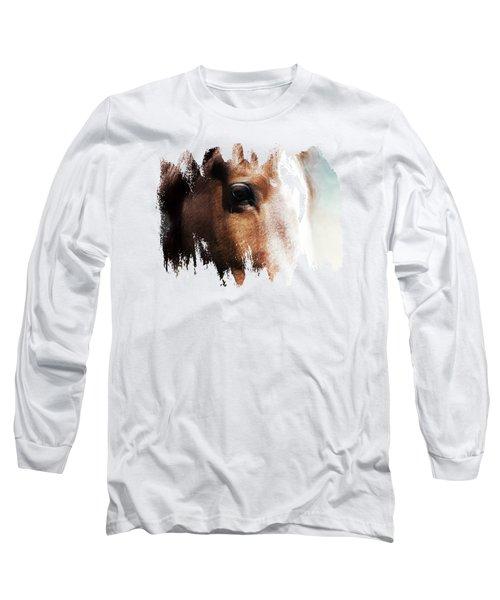 Tumbleweed Up Close Long Sleeve T-Shirt