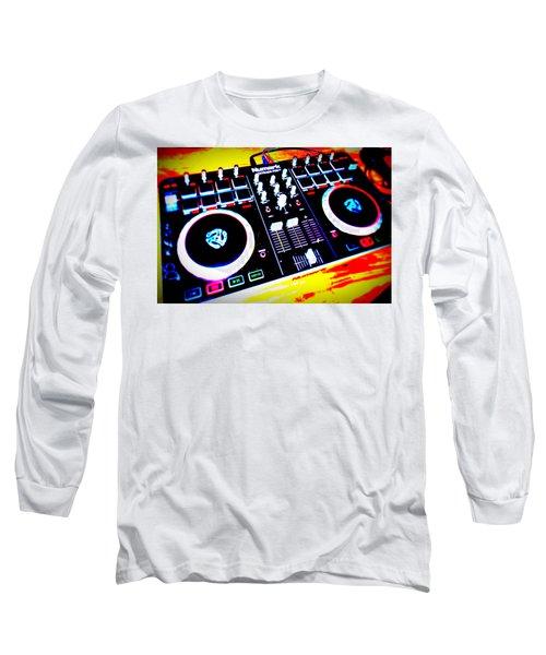 Tunes Long Sleeve T-Shirt