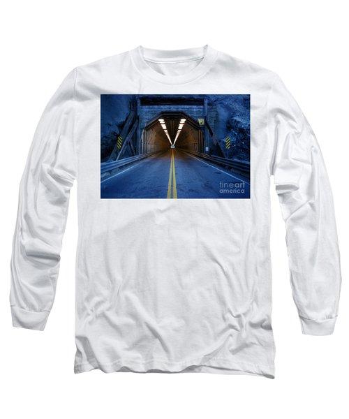 Tunnel Near Ential Washington Long Sleeve T-Shirt