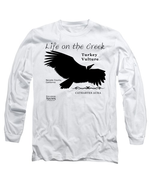 Turkey Vulture Long Sleeve T-Shirt
